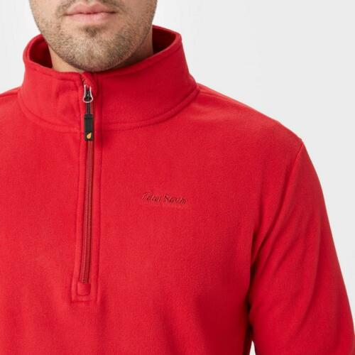 New Peter Storm Mens Ullswater Half Zip Fleece Outdoor Clothing