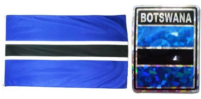 """Wholesale Combo Set Venezuela Country 3x5 3'x5' Flag and 3/""""x4/"""" Decal"""