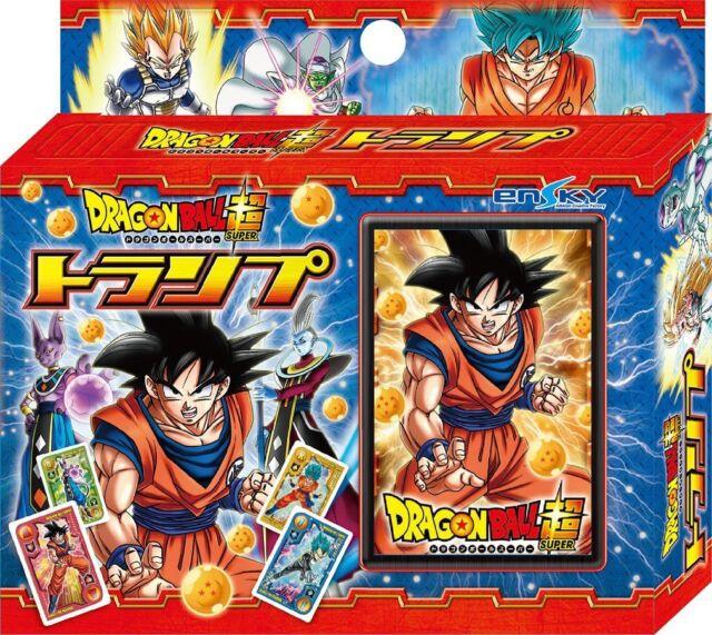 DRAGON BALL Super UNO Card Game Japan