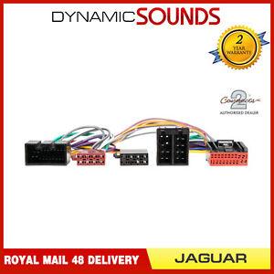 Connects2-CT10JG01-Perroquet-Sot-Harnais-en-T-Cablage-Cable-Iso-pour-Jaguar
