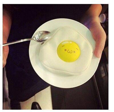 Harajuku Poached eggs on toastKawaii Yummy Shoulder Bag Purse Wallet Small Cute