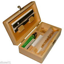 Caja Fumador de Madera Roll Master 15 X 5´5 X 4 cms.  Smoking Tools Wood Box