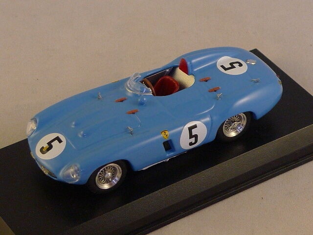 ART MODEL 236 - Ferrari 750 Monza N°5 1000 Km Paris - 1956 Trintignant 1 43