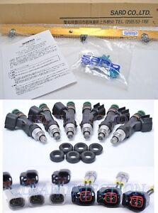 Details about Sard Fuel Rail 750cc bosch injectors JZX100 JZX110 JZZ30  VVT-i CRESTA 1JZGTE