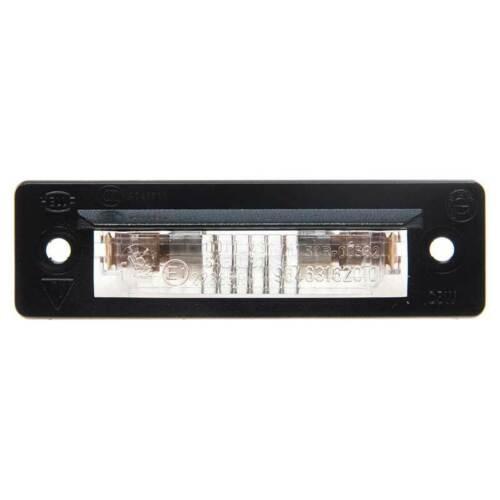 Rear License Number Plate Light Lamp External Lighting Spare OEM 9646316200001C