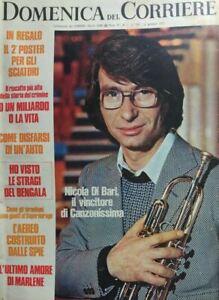 DOMENICA-DEL-CORRIERE-N-3-1972-NICOLA-DI-BARI