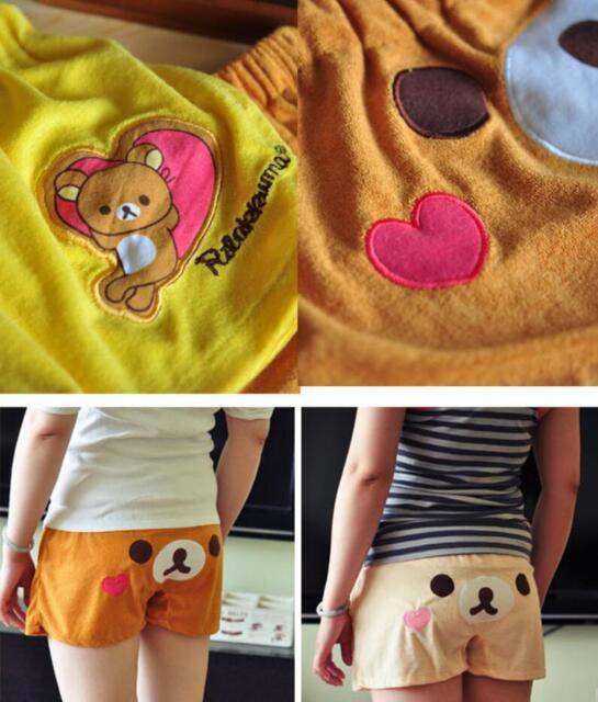Rilakkuma San-X Lounge Pant ,Sleep Shorts, Sleepware Bottom 1pcs Free shipping
