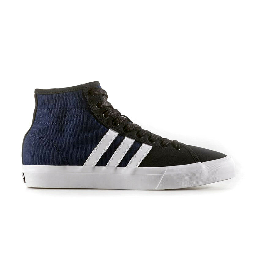 Adidas - BY3993 Matchcourt High RX | BY3993 - - homme Skate chaussures | Navy / blanc / noir ef6b31