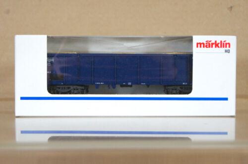 MARKLIN MäRKLIN 46902 SONDERMODELL MAGAZIN 1998 Güterwagen BOGIE MINERAL WAGON