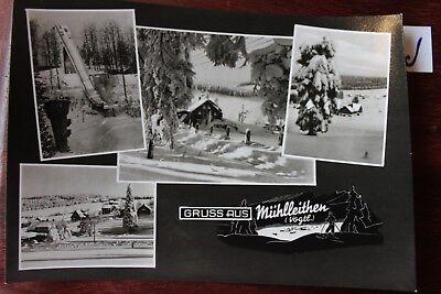 MüHsam Postkarte Ansichtskarte Sachsen Gruss Aus Mühlleithen In Verschiedenen AusfüHrungen Und Spezifikationen FüR Ihre Auswahl ErhäLtlich