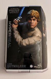 Luke Skywalker - The Black Series HYPERREAL Star Wars Action Figure - Brand New