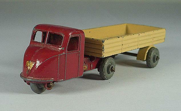 MATCHBOX regular WHEELS n. 10 B Mechanical Horse rosso Tan MTW LESNEY  489