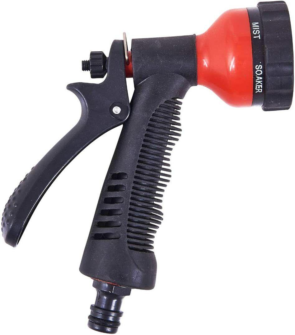 6 Function Spray Gun Garden Hose Pipe Watering Hosepipe / 6 Settings