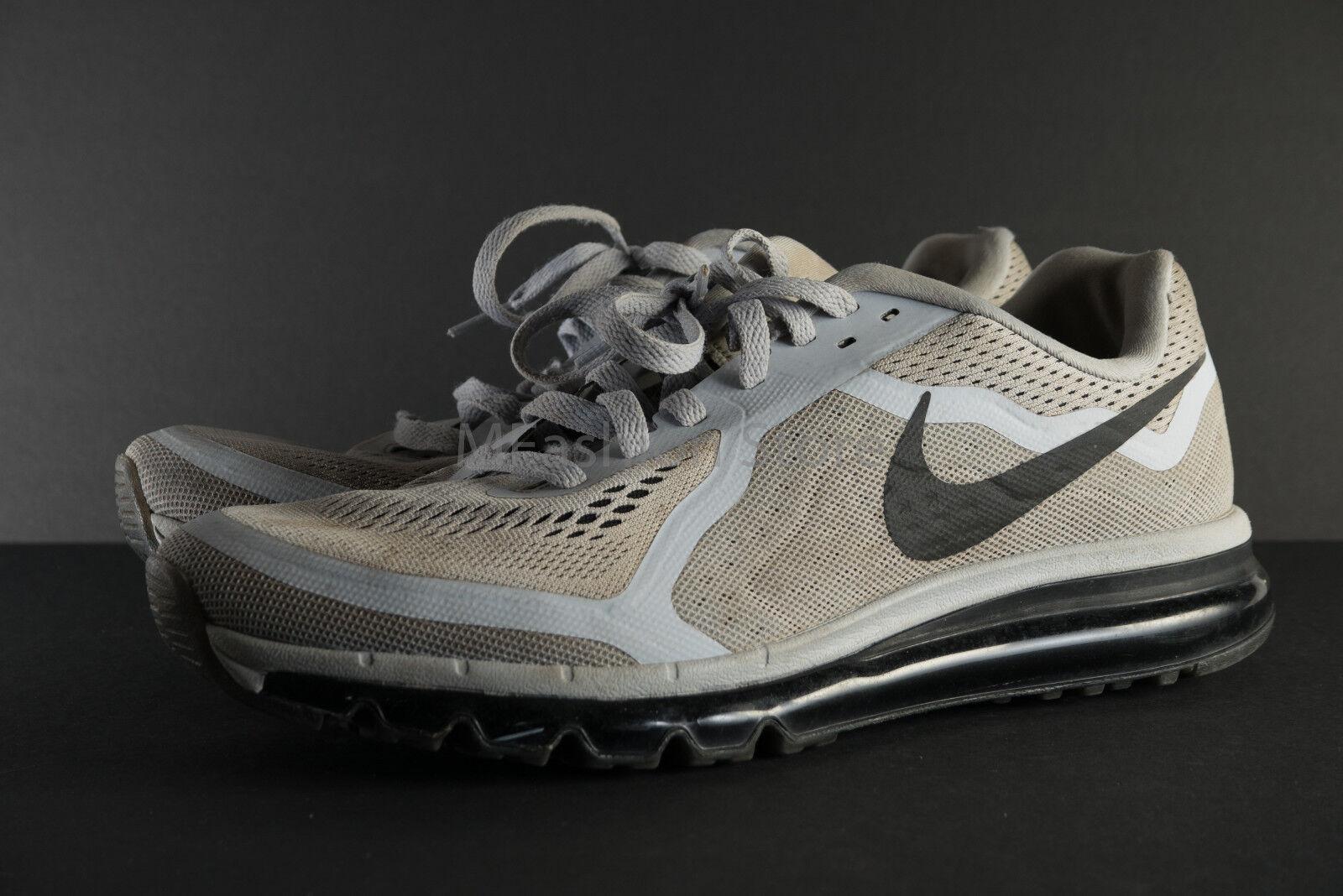 Nike airmax neutralen grau läuft 621077-020 mens größe us12 bereits im besitz
