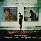 Wichita Lineman/Galveston -- Where's the Playground Susie? by Glen Campbell (CD, Sep-2011, Beat Goes On)