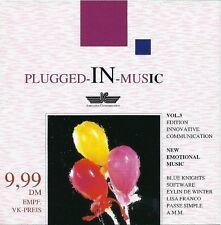 Plugged-In-Music / Eylin De Winter Freeze Frame Software Megabyte Hiroki Okano