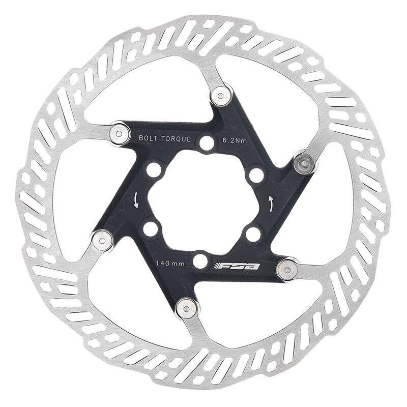 FSA Brake  Part Disc redor 140 K-Force 2Pc  unique shape