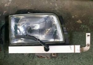 Image Is Loading Isuzu Trooper Mk4 Headlight Drivers Side Osf Rhd