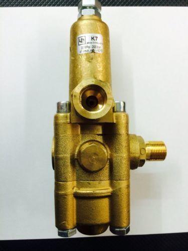 General Pump ZK 7.0 Flow Sensitive Unloader ZK7 for Pressure Washer
