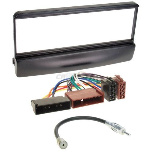 Ford Transit 94-00 1-DIN Autoradio Einbauset Adapter Kabel Radioblende