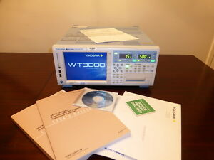 Image of Yokogawa-WT3000 by Spaulding Surplus
