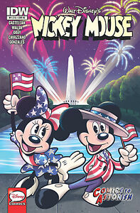 WALT DISNEY MICKEY MOUSE #1 COMICS TO ASTONISH STORE VARIANT EXCLUSIVE + 1:25