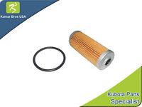 Yanmar Excavator Fuel Filter W/o-ring B08-3 B15 B17 B17-2b