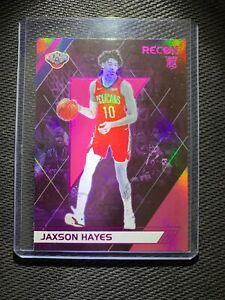 2019-20-Panini-Chronicles-Jaxson-Hayes-RC-PINK-Recon-New-Orleans-Pelicans-286
