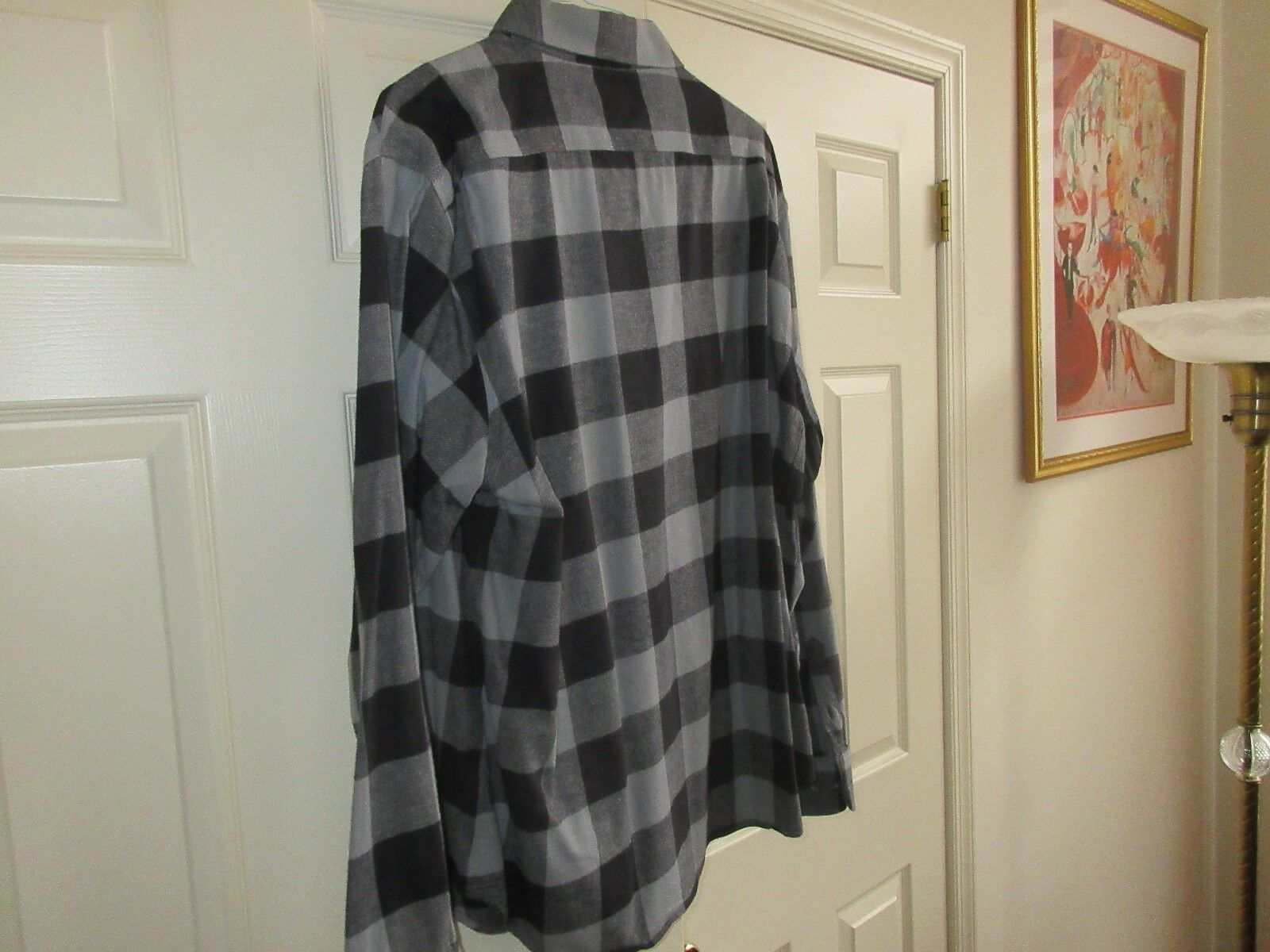 French Connection , XXL , 100% Cotton , Men's Long Slee