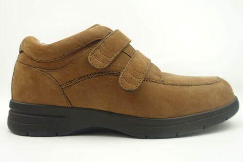 Strap Casual taglia Brown Wide 12w Mens V Traveller Scarpe Leather Drew 44908 Sw4FUtqx