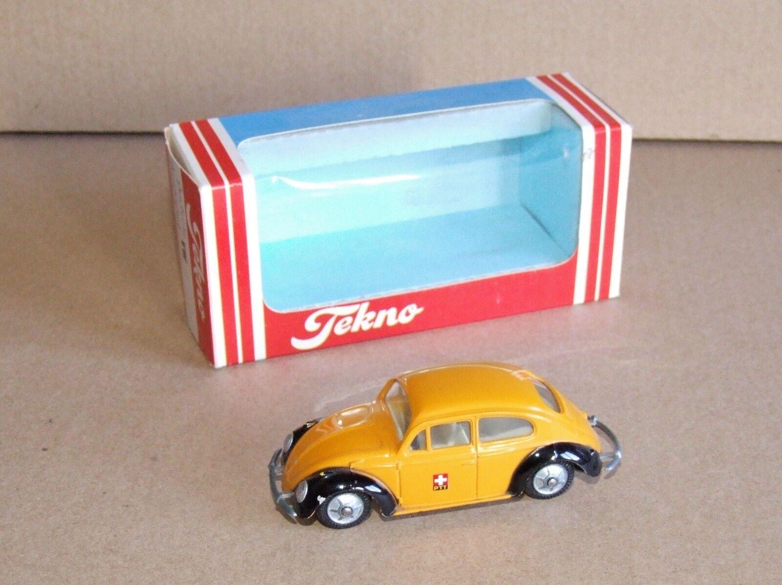 TEKNO 819 Volkswagen Swiss PTT  Beetle  VW