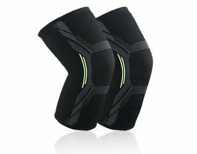 Zuversichtlich 1 X Paar Kniebandage Kompression Schmerzen Kniestütze Sport Bandage Knieschoner