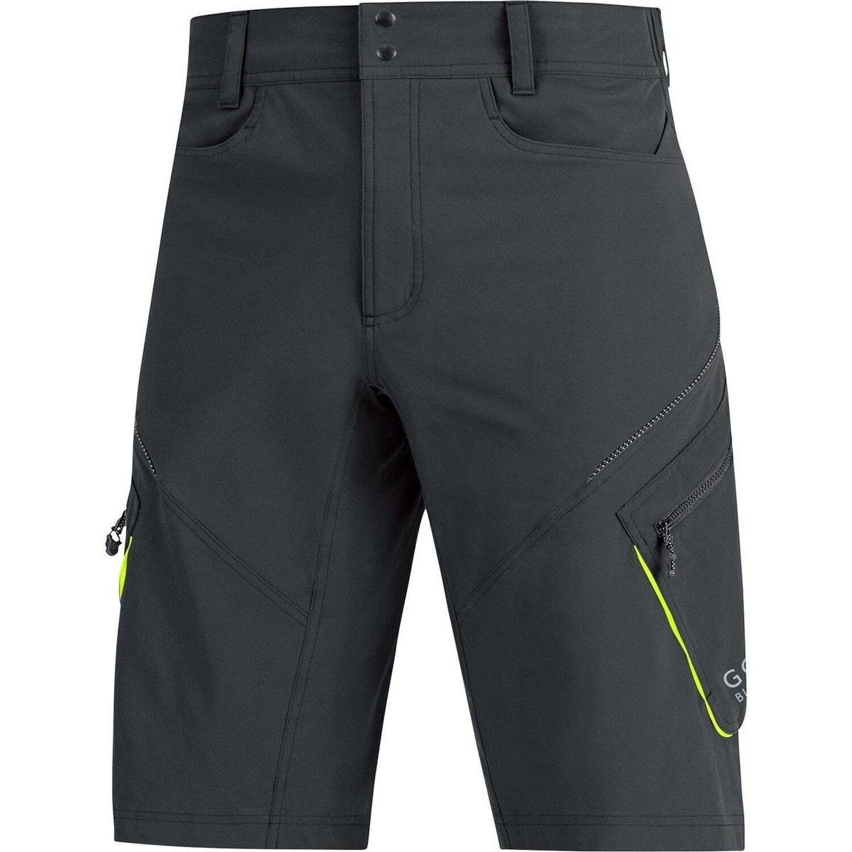 GORE BIKE WEAR Men's Knee-length Cycling shorts Super-Light Stretchy GORE Sel...