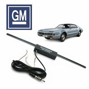 1963-85 GM E-Body Car Stereo Hidden FM Radio Signal Antenna eldorado nailhead