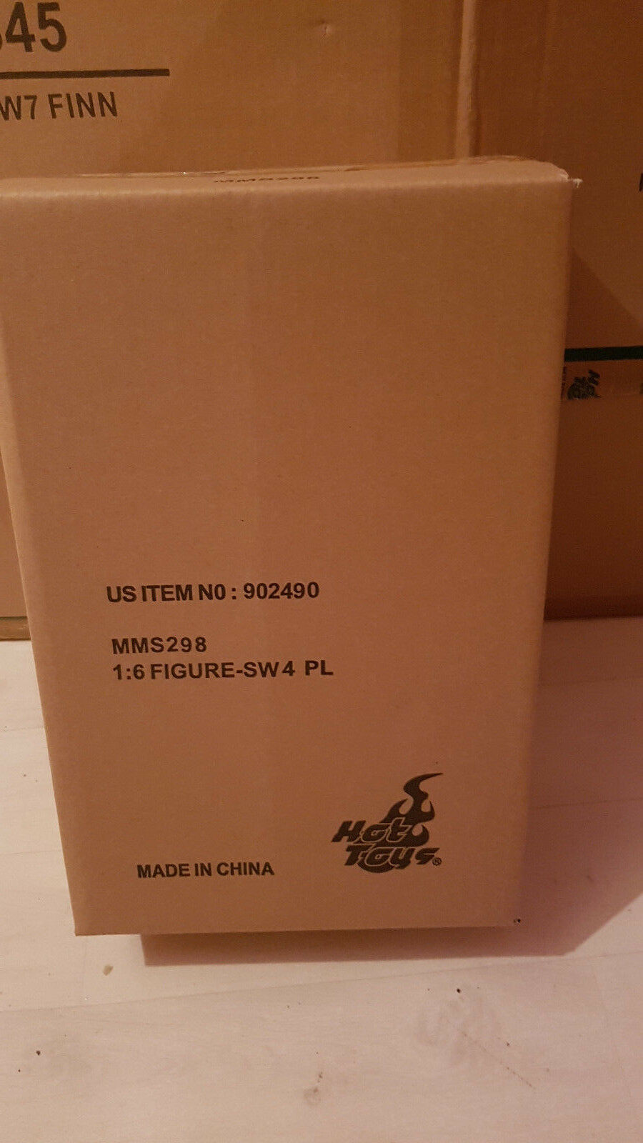 Hot Toys MMS 298 leia vers normal neuf star wars