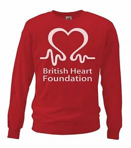 Wear-Something-Red-British-Heart-Foundation-Regular-Fit-Unisex-Sweatshirt