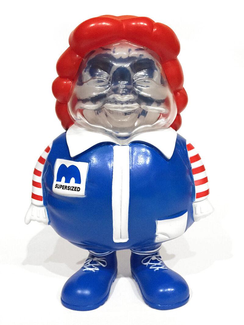 Secret Base Ron English Popaganda MC Super Sized ME S.S.F CA GID Figure