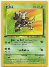 Mint Deutsch Evoli  51//64 Common Pokemon Dschungel 2000-1.Edition