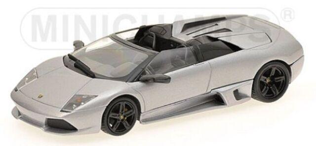 1:43 MINICHAMPS Lamborghini Murcielago LP 640 Roadster - Limited To 1200 St