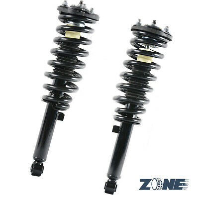 Front Pair Quick Complete Struts /& Coil Springs for 2003-2009 Kia Sorento