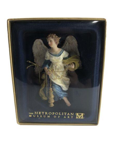 The Metropolitan Museum of Art 2014 Neapolitan Angel Ornament New | eBay