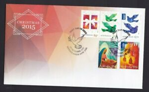 AFD1273-Australia-2015-Christmas-FDC-International-Post