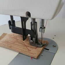 Single Needle Portable Walking Foot Sewing Machine RX607 REX Cast Metal Heavy