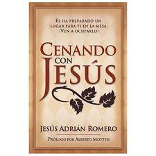 Cenando Con Jesus: El Ha Preparado UN Lugar Para TI En LA Mesa. Ven a Ocuparlo!