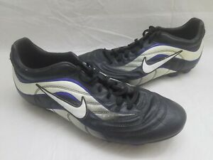 utterly stylish newest 100% authentic Details about 1998 Nike Mercurial R9 US 13 Vintage Rare Soccer Cleat in EUC