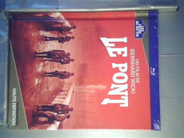 """""""Le Pont [Blu-Ray] [Import Italien] [Blu-ray]"""""""