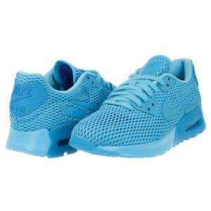 online store 5d3ce 115af La imagen se está cargando Para-mujer-Nike-Air-Max-90-Ultra-respirar-