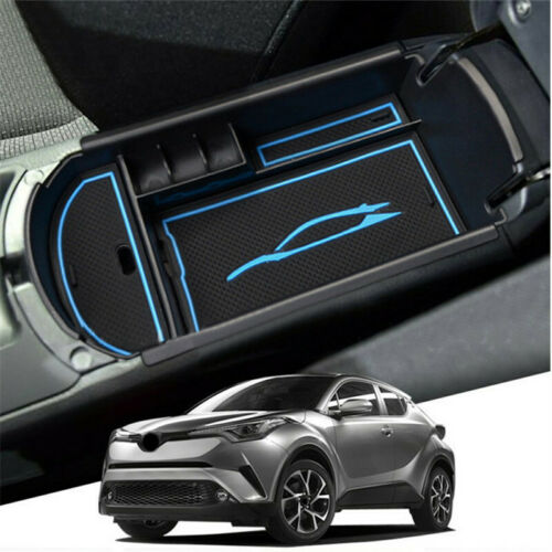 For Toyota C-HR CHR 16-18 Car interior Armrest Box Center Console Storage BOX 1X