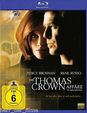 DIE THOMAS CROWN AFFÄRE (Pierce Brosnan) Blu-ray Disc NEU+OVP