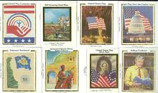 UNITED STATES LOT OF 128  COLORANO UNADDRESSED FIRST DAY COVERS 1984/86